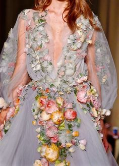 "chiffonandribbons: ""Marchesa S/S 2015 "" Details 2015"