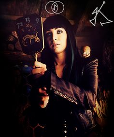 Photo of Kenzi for fans of Lost Girl 28817892 Kenzie Lost Girl, Lost Girl Fashion, Sirius Star, Ksenia Solo, Anna Silk, Science Fiction Authors, Baba Yaga, Best Shows Ever, Goth Girls