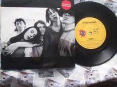 Primal Scream – Rocks / Funky Jam Creation Records cre129 UK Vinyl 7inch Single