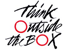 Think Outside The Box By Seb Lester