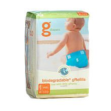 gDiapers Refill - 32Ct (Medium/Large)