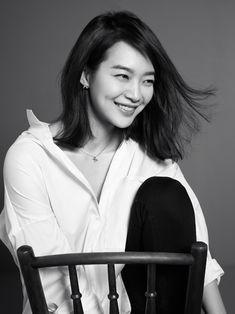 Elin (Min-Jee) Park in Achter het Masker. (In het echt: Shin Min Ah) Korean Actresses, Korean Actors, Actors & Actresses, Korean Dramas, Korean Star, Korean Girl, Korean Beauty, Asian Beauty, Shin Min Ah