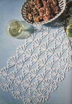 Patterns and motifs: Crocheted motif no. Crochet Motif, Crochet Lace, Crochet Patterns, Crochet Kitchen, Crochet Magazine, Making 10, Lace Doilies, Stitch Patterns, Collars