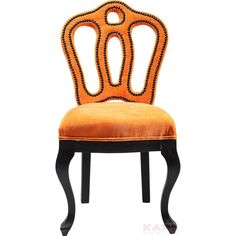 80403 Chair Royal Orange