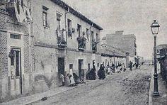 Los cordeles de la dehesa: Taller de historia Cuatro Caminos-Tetuán