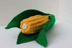 Felt Corn Tutorial