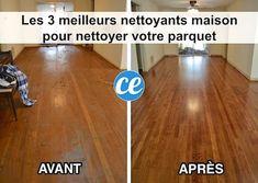 Laver Un Parquet nettoyage : produits faits-maison - 170 meilleures images sur