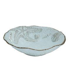 Another great find on #zulily! Blue Marina Serving Bowl #zulilyfinds
