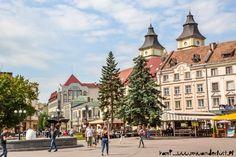 Cool and laid-back Ivano-Frankivsk, Ukraine