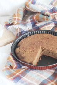 Axelle et ses caprices: Gâteau à la noisette (heathy & vegan)
