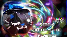 Idea #2 para reciclar botellas de plástico.  https://www.youtube.com/watch?v=BZ-OZzKmB-I