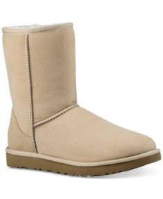 ugg boots Classic short II grön