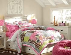 Teen Rooms - Do it their way!