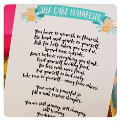 An art print from the SherbetBox Club May theme which was 'Self Care' - check out this unboxing video! Print Design, My Design, Art Print, May Themes, Ask For Help, Paper Clip, Little Gifts, Gift Tags, Self