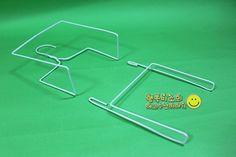 세탁소옷걸이로 만든 위생백과 위생장갑의 수납 도구 : 네이버 블로그