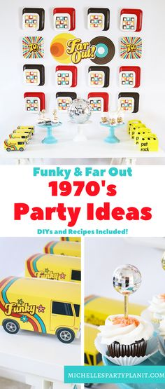 Easy And Fun 1970s Party Ideas Complete With Pet Rock Favor Bo Disco