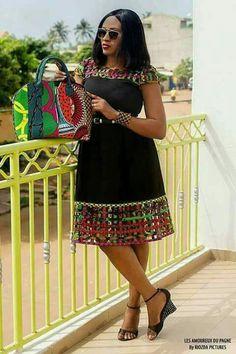 Stylish african fashion style looks 7593 Short African Dresses, Latest African Fashion Dresses, Short Gowns, African Men Fashion, African Print Dresses, Africa Fashion, African Women, Ankara Fashion, African Attire