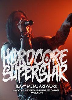 Hardcore Supoerstars - London Relentless Garage
