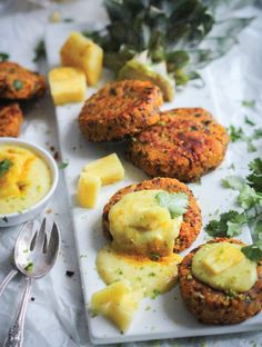 Besser als Fleisch! Diese Gemüse-Frikadellen lassen dir das Wasser im Munde zusammenlaufen.