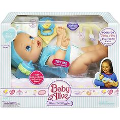 Baby Alive Wets