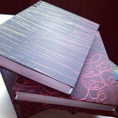 Cadernos artísticos