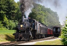 RailPictures.Net Photo: CN 89 Strasburg Railroad Steam 2-6-0 at Strasburg, Pennsylvania by A. Belousov