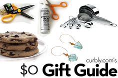 No purchase necessary gift guide!