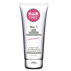 HairFree Hair Removal- Stop hair growth? It's a tall order. HairFree is a new product offering permanent hair removal over a 4 – 5 week period. I test this new concept on my bikini line…