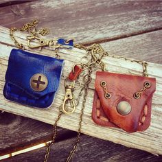 "Custom order for 2 lovely ladies. Check ur mailbox soon  @missbreezy14 and @dj_delicious  PODZ.ca PODZ are #oneofakind #handmade #upcycled #leather #pouch #necklaces that measure approx 1.5"" square.  #PODZjewellery #womensfashion #womenswear #menswear #gift #jewelry #vintage #accessories #fashion #cow #beautiful #style #photooftheday #streetstyle #bohochic #hipsterstyle #handmadejewelry #ecofashion #necklace #runway #hippychic Hipster Fashion, Leather Pouch, Mailbox, Vintage Accessories, Boho Chic, Upcycle, Cow, Swag, Handmade Jewelry"
