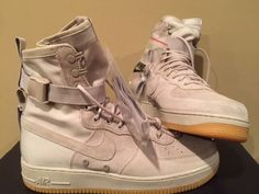 Nike SF AF1 String 864024-200 New DS Special Field Boot Air Force 1 One New
