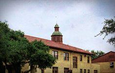 , #architecture #geometric #lines #architectural #artistic, #bertsworks.com , #stockyards, #texas,