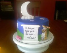 guess how much i love you cake - Google Search