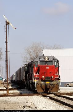 RailPictures.Net Photo: CORP 3815 Central Oregon & Pacific Railroad EMD GP38 at Kokomo, Indiana by K.E.Nelson