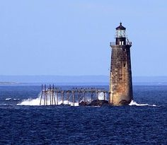 unique light houses | Maine Lighthouses – Lighthouses In Maine – ME Light Stations