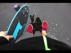 Escaping On A Pennyboard // #PennyFilmJam #PennySkateboards