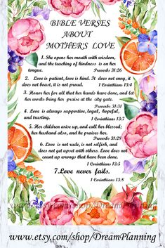 This cute Mother's day bible verses cards are perfect for bible journaling and scripture study. Happy Mother Day Quotes, Mother Day Wishes, Mother Quotes, Daughter Quotes, Happy Mothers Day Images, Child Quotes, Mother Poems, Son Quotes, Christian Mothers Day Poems