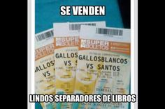 Los memes de la ida de la Final del Clausura 2015.