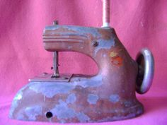 Maquina De Cocer Muy Muy Antigua