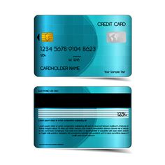 Credit Card on Behance Credit Card Pin, Mobile Credit Card, Credit Card Hacks, Credit Card Design, Credit Cards, African Print Pencil Skirt, Free Text Message, Paypal Gift Card, Visa Card