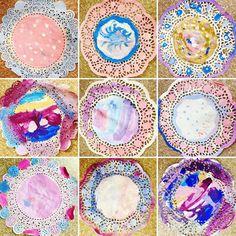 Snowy Day, Doilies, Decorative Plates, King, Instagram, Home Decor, Art, Homemade Home Decor, Kunst