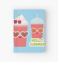 Hello Summer Kawaii cherry smoothie  by EkaterinaP