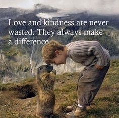 Love and kindness are never wasted...  #inspiration #motivation #wisdom #quote #quotes #life