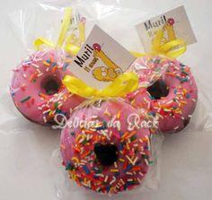 lembrancinhas aniversario simpsons - Pesquisa Google Bolo Simpsons, Simpsons Party, The Simpsons, Simpsons Donut, Homer Simpson, 12th Birthday, Boy Birthday, Gender Party, Donut Party