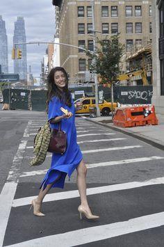 The Bule Dress - Fashion Junk Food Marie scrap blog マリエオフィシャルブログ|yaplog!(ヤプログ!)byGMO