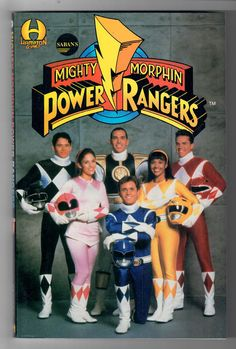 MIGHTY MORPHIN' POWER RANGERS TPB #1 - Grade NM - 1996 Photo Cover.  http://www.ebay.com/itm/MIGHTY-MORPHIN-POWER-RANGERS-TPB-1-Grade-NM-1996-Photo-Cover-/302482570995?roken=cUgayN&soutkn=PHFPtv