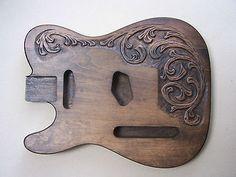 carved telecaster - Pesquisa Google