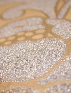 Kelway Beads Adore Collection Kandola, Swarovski CRYSTALLIZED wallpaper, fabric, silk, wallcoverings