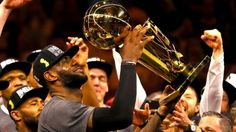 LeBron James adds more hardware named AP male athlete of the year