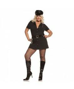 Politie kostuum 3-delig