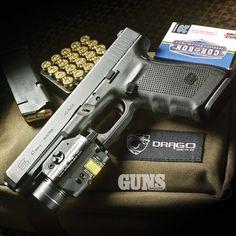 The Slim Glock 41 | GUNS Magazine | Click here to read more: http://gunsmagazine.com/the-slim-glock-41/ | #gunsmagazine #GLOCK #gun